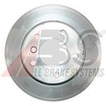 Тормозной диск A.b.s. 17602