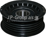 Паразитный / ведущий ролик, поликлиновой ремень Jp Group 1318300400
