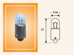 Лампа накаливания, фонарь указателя поворота Magneti Marelli 002893100000