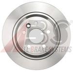 Тормозной диск A.b.s. 17908