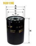 Масляный фильтр Wix Filters 92019E