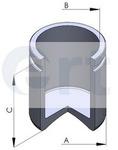 Поршень, корпус скобы тормоза Ert 150558-C