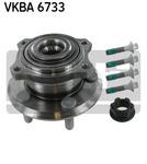 Комплект подшипника ступицы колеса Skf VKBA6733