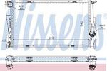 Радиатор, охлаждение двигателя Nissens 60785A