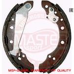 Комплект тормозных колодок Master-Sport 03013702682-SET-MS