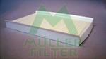 Фильтр, воздух во внутренном пространстве Muller Filter FC249