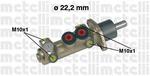 Главный тормозной цилиндр Metelli 050208