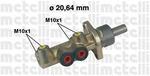 Главный тормозной цилиндр Metelli 050221