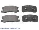 Комплект тормозных колодок, дисковый тормоз (задний мост) Blue Print ADC44259