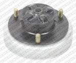 Ремкомплект, опора стойки амортизатора Snr KB950.06