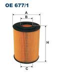 Масляный фильтр Filtron OE6771