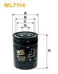 Масляный фильтр Wix Filters WL7114