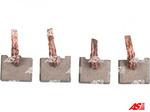 Угольная щетка, стартер As-Pl AS BSX157-158