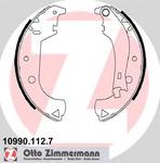 Комплект тормозных колодок Zimmermann 109901127