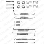 Комплектующие, тормозная колодка Delphi LY1033