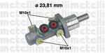 Главный тормозной цилиндр Metelli MT 05-0247
