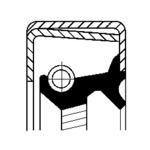 Уплотняющее кольцо, ступенчатая коробка передач Corteco 12014316B
