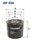 Масляный фильтр Filtron OP520