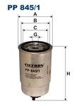 Топливный фильтр Filtron PP845/1