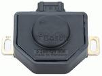 Датчик, положение дроссельной заслонки Bosch 0280120300