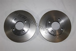Тормозной диск (передний мост) Automega 306150301443B