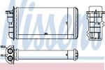 Теплообменник, отопление салона Nissens 71441
