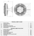 Сцепление, вентилятор радиатора Nrf 49105