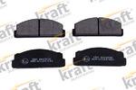 Комплект тормозных колодок, дисковый тормоз Kraft Automotive 6003090