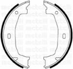 Комплект тормозных колодок, стояночная тормозная система Metelli 53-0018