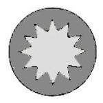 Комплект болтов головки цилидра Reinz 143204601