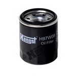 Масляный фильтр Hengst Filter H97W08