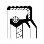 Уплотняющее кольцо, дифференциал (задний мост) Corteco 12017270B