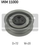 Натяжной ролик, ремень грм Skf VKM 11000