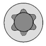 Комплект болтов головки цилидра Reinz 14-32004-02