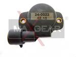 Датчик, положение дроссельной заслонки Maxgear 240022