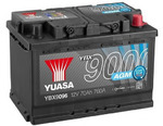 Стартерная аккумуляторная батарея Yuasa YBX9096