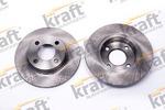 Тормозной диск Kraft Automotive 6040050