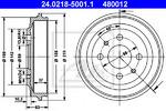 Тормозной барабан Ate 24-0218-5001-1