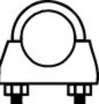 Клемма, система выпуска Walker WAL 82326
