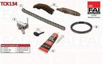Комплект цели привода распредвала Fai Autoparts TCK134