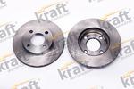 Тормозной диск Kraft Automotive 6040070