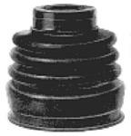 Пыльник, приводной вал Metalcaucho 00583