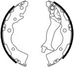 Комплект тормозных колодок Fit FT0910
