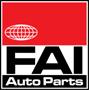 Прокладка, крышка картера рулевого механизма Fai Autoparts TC1622